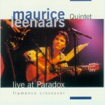 CD 'Live at Paradox' (1998)