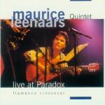 CD 'Live at Paradox' (1998)